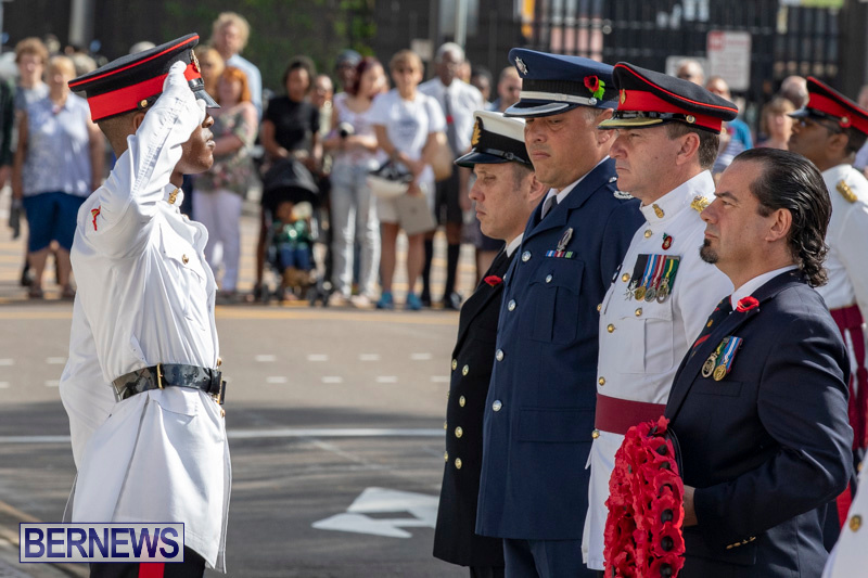 Remembrance-Day-Parade-Bermuda-November-11-2018-7423