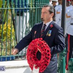 Remembrance Day Parade Bermuda, November 11 2018-7424