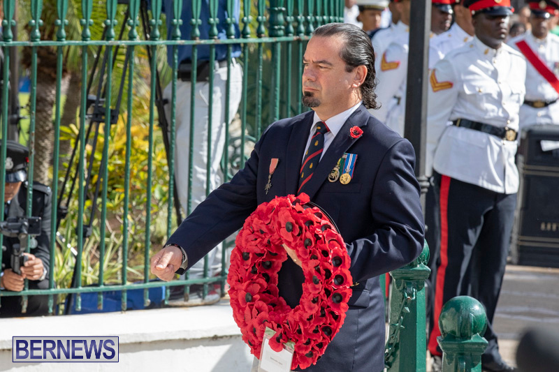 Remembrance-Day-Parade-Bermuda-November-11-2018-7424
