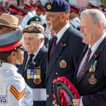 Remembrance Day Parade Bermuda, November 11 2018-7430