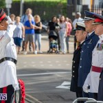 Remembrance Day Parade Bermuda, November 11 2018-7437