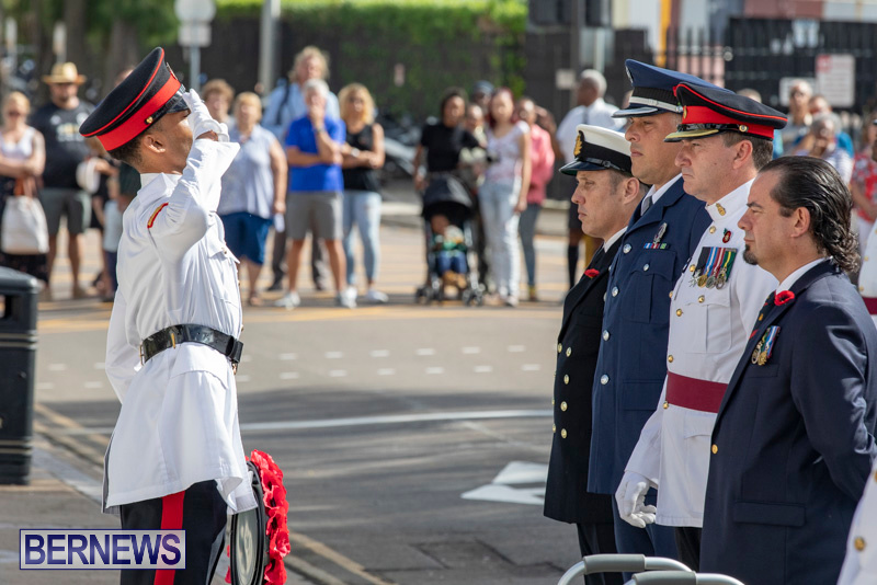 Remembrance-Day-Parade-Bermuda-November-11-2018-7437
