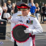 Remembrance Day Parade Bermuda, November 11 2018-7442