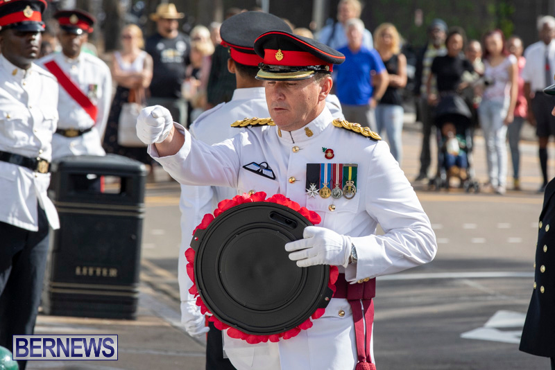 Remembrance-Day-Parade-Bermuda-November-11-2018-7442