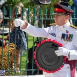 Remembrance Day Parade Bermuda, November 11 2018-7444