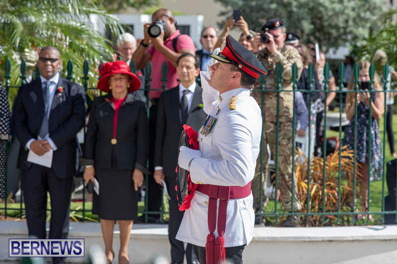 Remembrance-Day-Parade-Bermuda-November-11-2018-7446