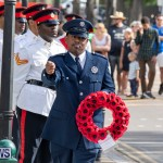 Remembrance Day Parade Bermuda, November 11 2018-7460