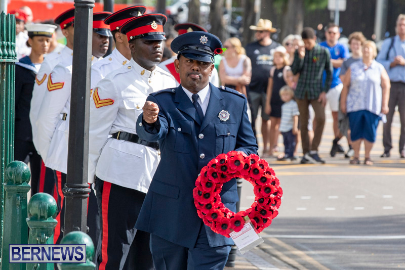 Remembrance-Day-Parade-Bermuda-November-11-2018-7460