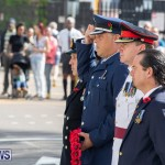 Remembrance Day Parade Bermuda, November 11 2018-7469