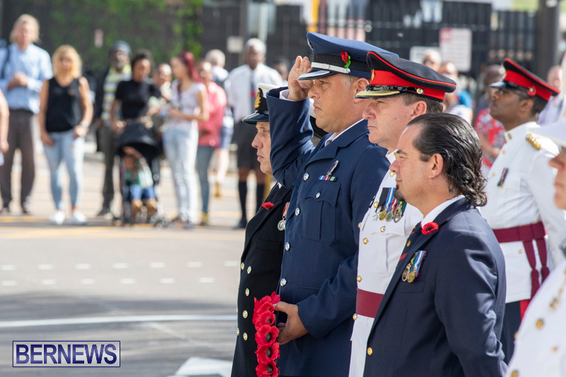 Remembrance-Day-Parade-Bermuda-November-11-2018-7469
