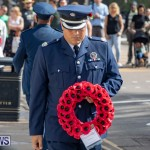 Remembrance Day Parade Bermuda, November 11 2018-7473