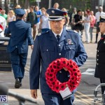 Remembrance Day Parade Bermuda, November 11 2018-7474