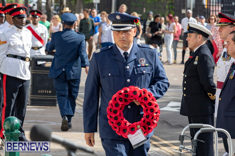 Remembrance-Day-Parade-Bermuda-November-11-2018-7474