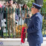 Remembrance Day Parade Bermuda, November 11 2018-7481