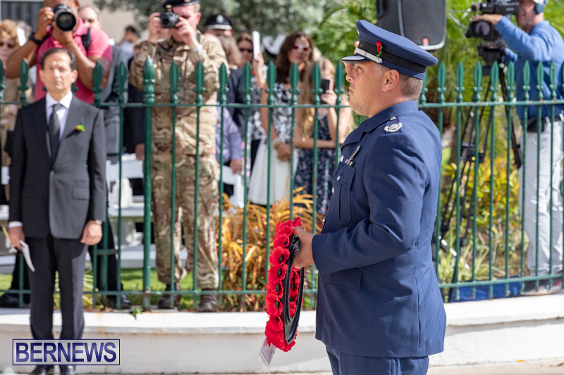 Remembrance-Day-Parade-Bermuda-November-11-2018-7481