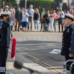 Remembrance Day Parade Bermuda, November 11 2018-7485