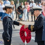 Remembrance Day Parade Bermuda, November 11 2018-7487