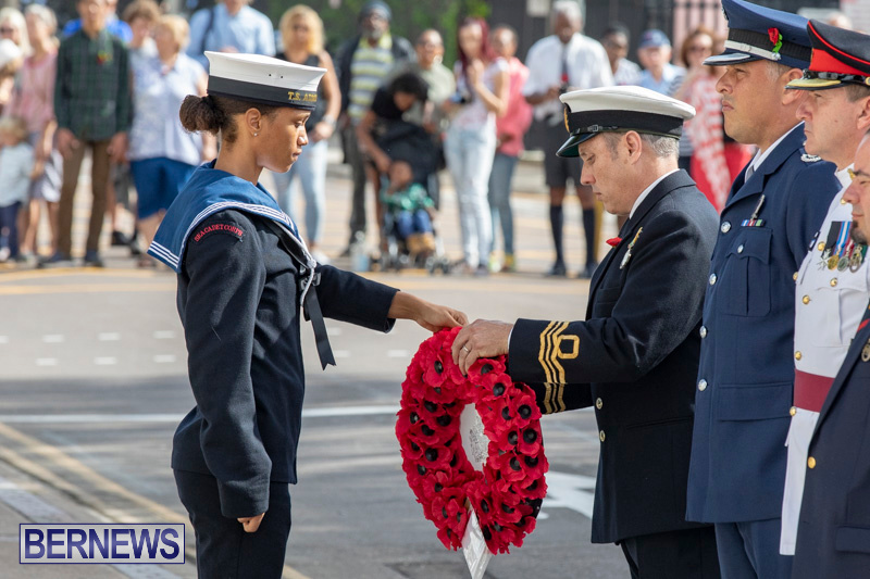 Remembrance-Day-Parade-Bermuda-November-11-2018-7487