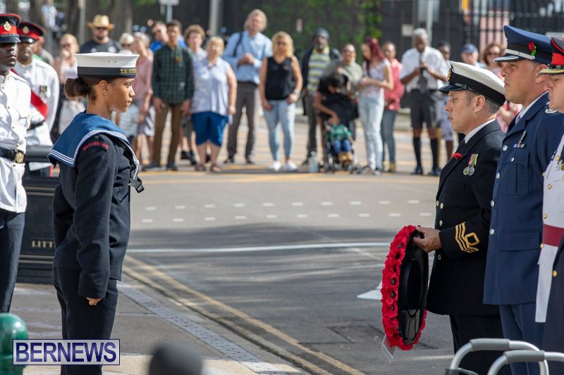 Remembrance-Day-Parade-Bermuda-November-11-2018-7490