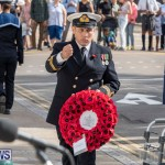 Remembrance Day Parade Bermuda, November 11 2018-7495