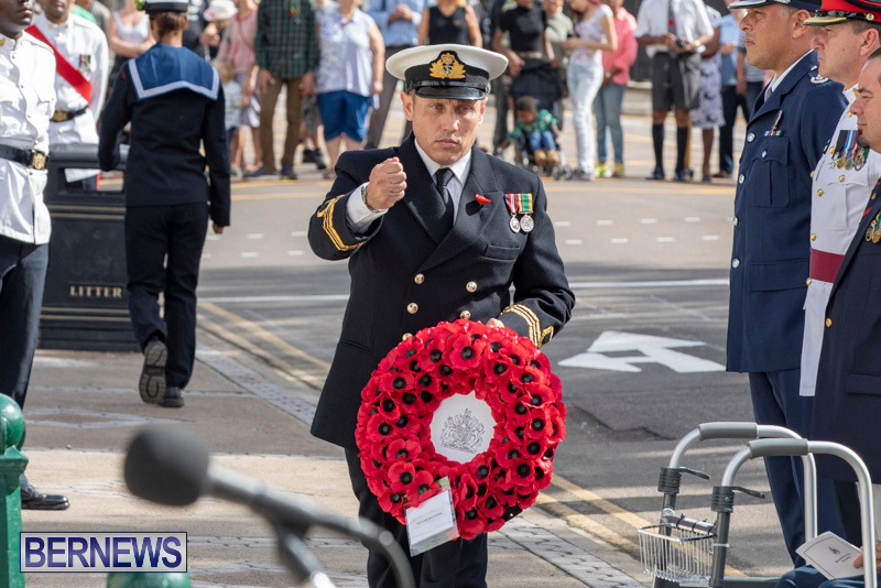 Remembrance-Day-Parade-Bermuda-November-11-2018-7495