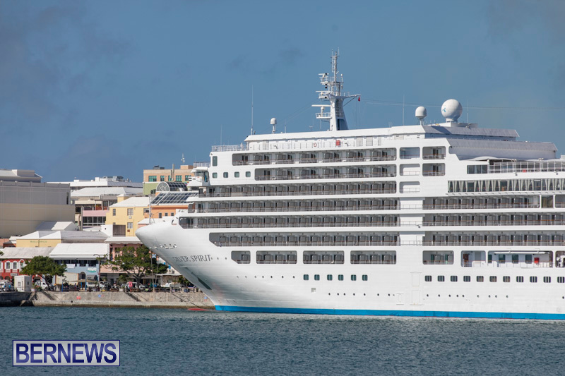 Silver Spirit Cruise Ship Bermuda, November 8 2018-5937