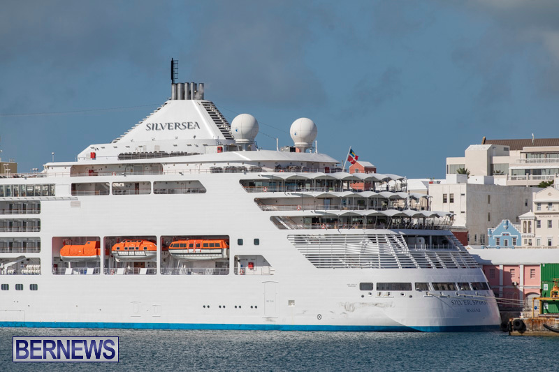 Silver Spirit Cruise Ship Bermuda, November 8 2018-5940