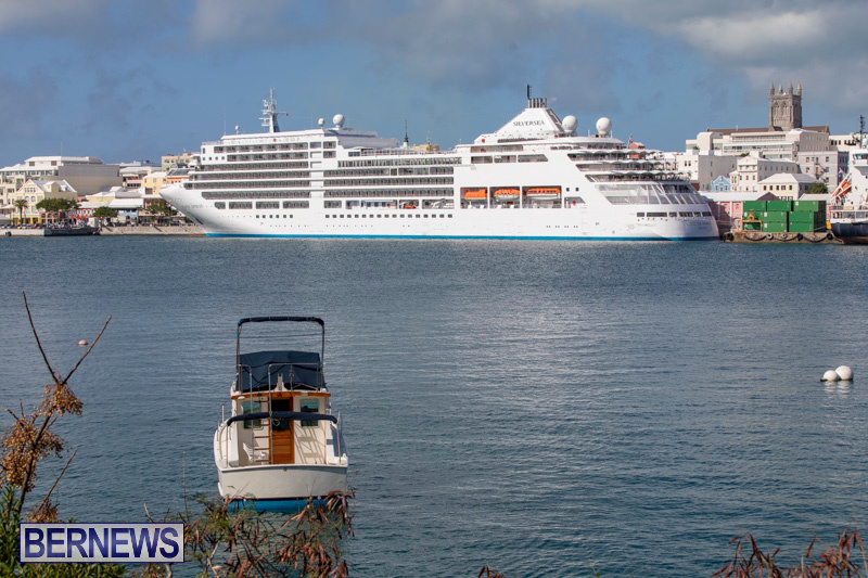 Silver Spirit Cruise Ship Bermuda, November 8 2018-5942