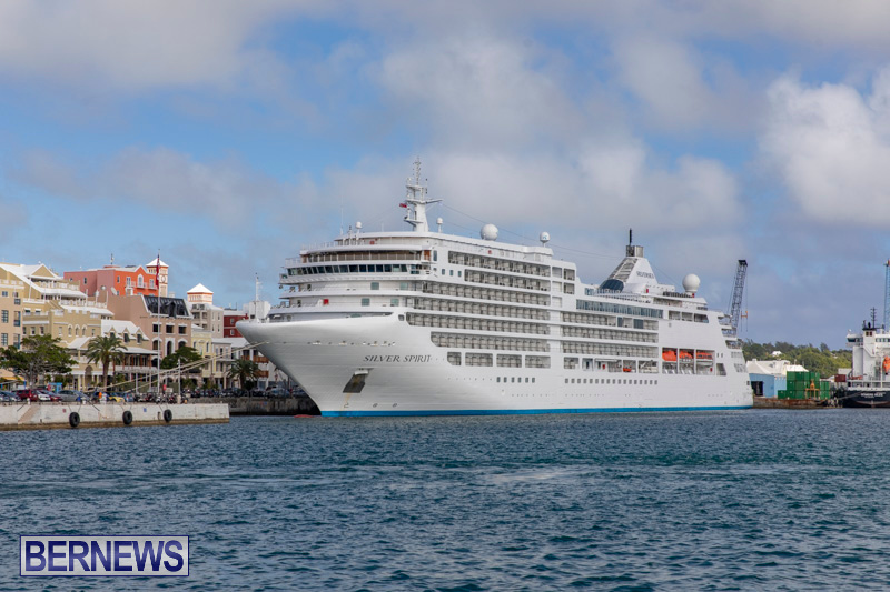 Silver Spirit Cruise Ship Bermuda, November 8 2018-5943