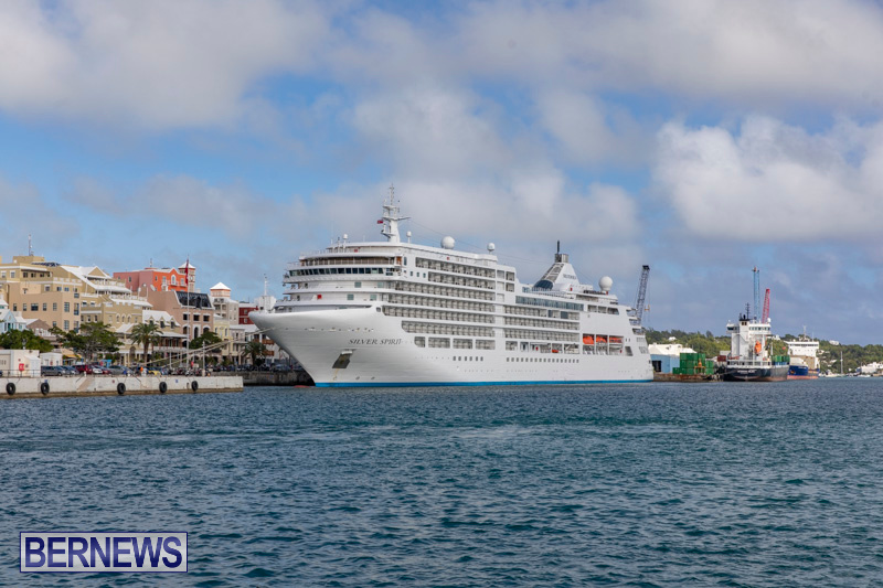 Silver Spirit Cruise Ship Bermuda, November 8 2018-5944