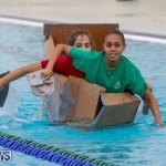 Student Cardboard Boat Challenge Bermuda, November 15 2018-8624