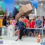 Student Cardboard Boat Challenge Bermuda, November 15 2018-8655
