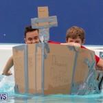 Student Cardboard Boat Challenge Bermuda, November 15 2018-8675
