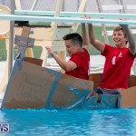 Student Cardboard Boat Challenge Bermuda, November 15 2018-8696