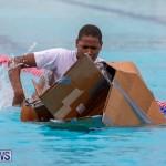 Student Cardboard Boat Challenge Bermuda, November 15 2018-8719