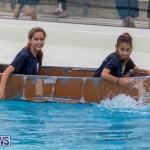 Student Cardboard Boat Challenge Bermuda, November 15 2018-8745