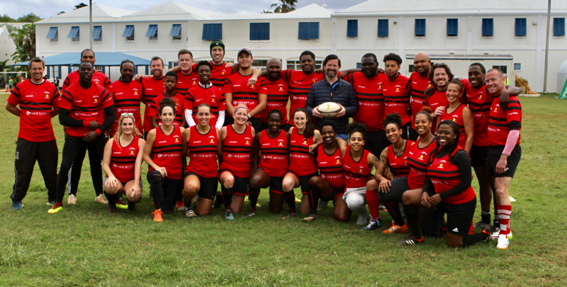 Teachers Rugby Football Club Bermuda Nov 27 2018