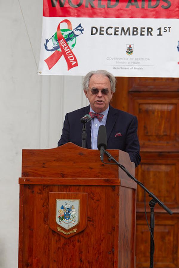 World Aids Day Observance Ceremony Bermuda Nov 30 2018 (2)