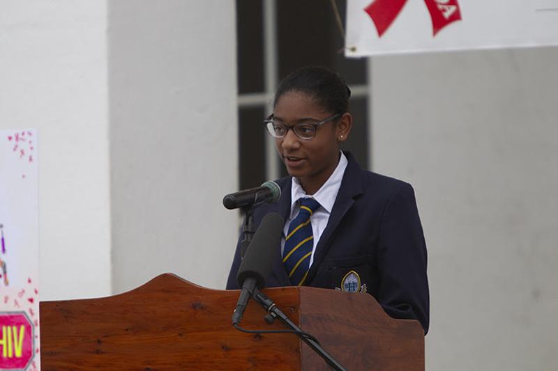World Aids Day Observance Ceremony Bermuda Nov 30 2018 (3)
