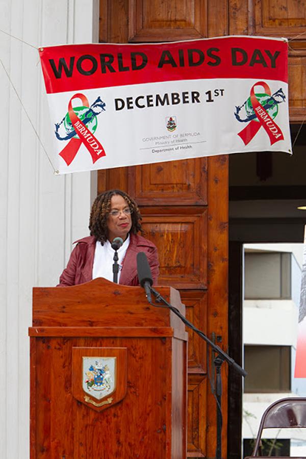 World Aids Day Observance Ceremony Bermuda Nov 30 2018 (4)