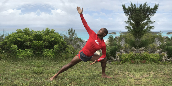 Yoga For Runners TWFB Bermuda Nov 1 2018
