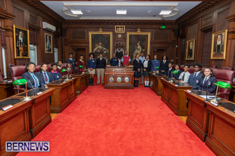 Youth Parliament Reconvening Bermuda, November 7 2018-5897