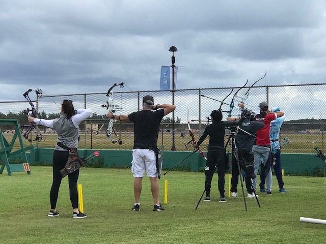 Archery Bermuda Dec 2 2018