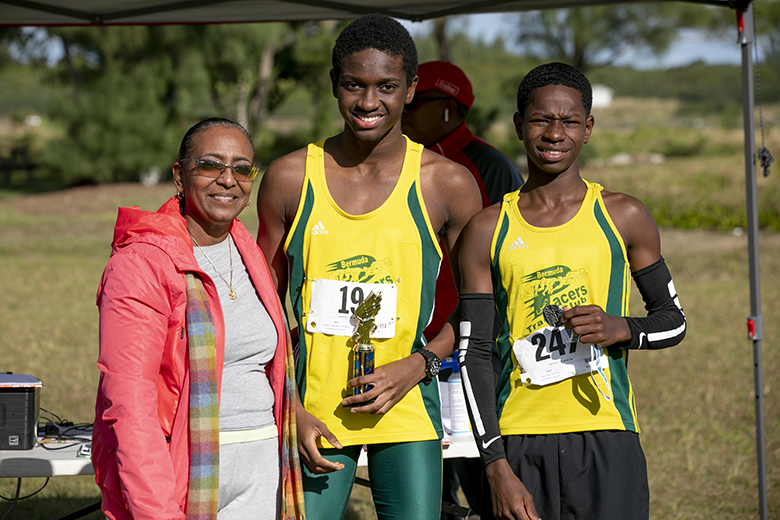 BNAA National Cross Country Bermuda Dec 2018 (12)