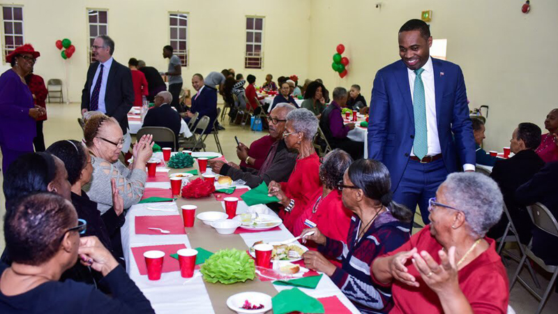 Bermuda Seniors' Centre Annual Christmas Lunch Dec 14 2018 (2)