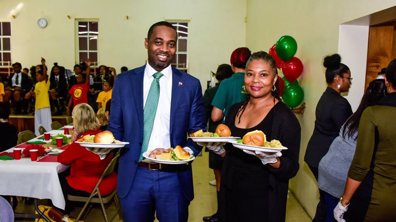 Bermuda Seniors' Centre Annual Christmas Lunch Dec 14 2018 (4)