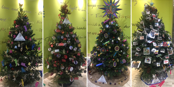 Charity Christmas Tree Bermuda December 2018 TC