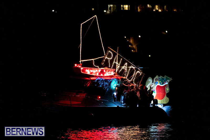 Christmas-Boat-Parade-In-Hamilton-Bermuda-December-8-2018-3776