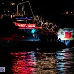Christmas Boat Parade In Hamilton Bermuda, December 8 2018-3785