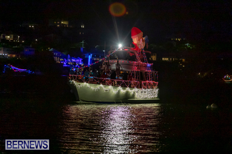 Christmas-Boat-Parade-In-Hamilton-Bermuda-December-8-2018-3841